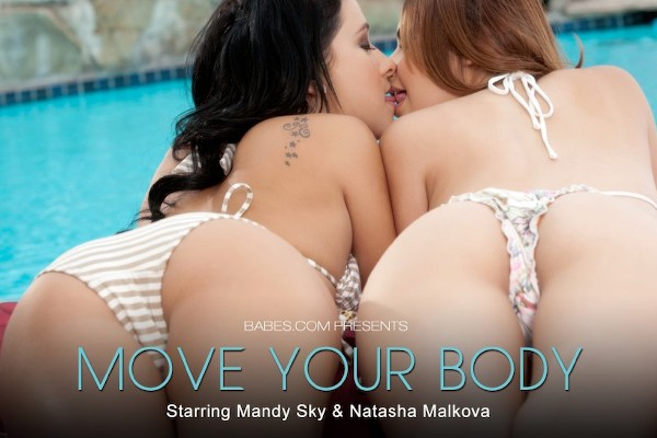 Move Your Body - Mandy Sky, Natasha Malkova - Babes