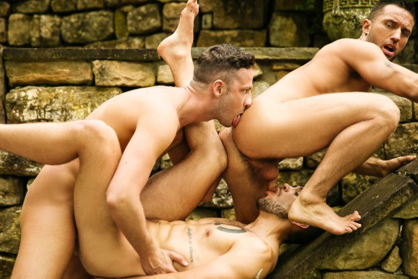 The Rental House Part 1 - feat Dante Colle, Damon Heart, Colby Tucker