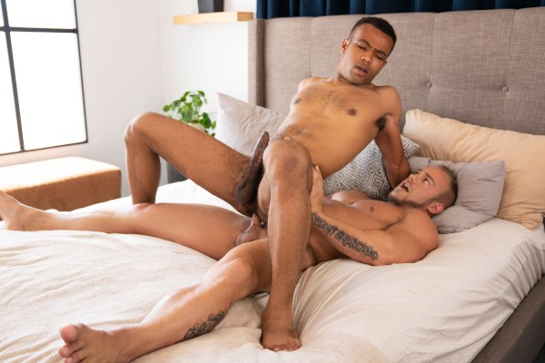 Brock & Ace: Bareback - Best Gay Sex