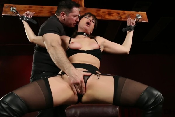The Submissive Milf