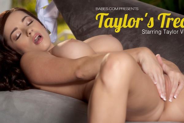 Taylor's Treat - Taylor Vixen - Babes