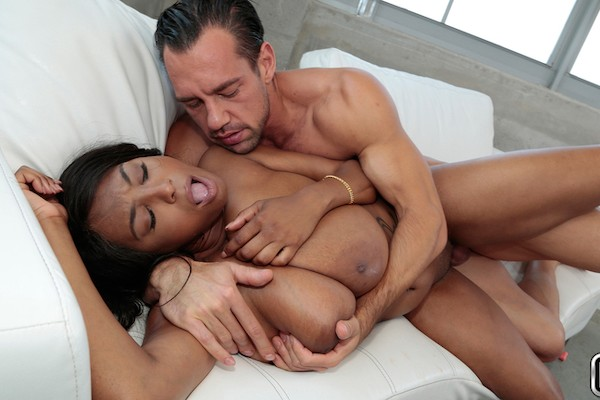 Big Ass Boobies with Rachel Raxxx, Johnny Castle at bignaturals.com