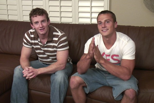 Gage Gets Fucked: Behind the Scenes - Best Gay Sex