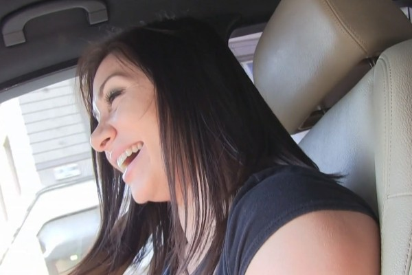 Watch Lea Lexis in Hot hitchhiking babes fuck for cash part 2