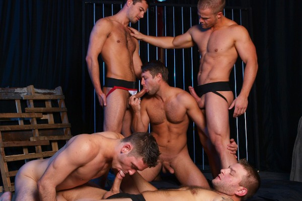 Spice It Up - feat Bobby Clark, Colby Jansen, Duncan Black, Liam Magnuson, Donny Wright