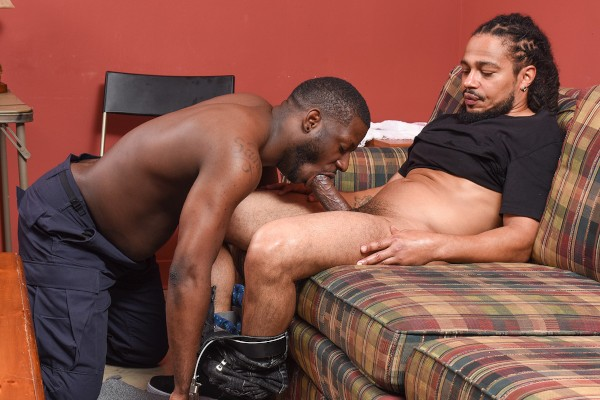 Castro Supreme & Scorpion King - Best Gay Sex