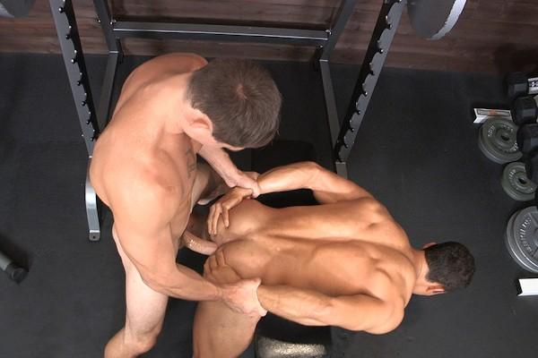 Arthur & Liev: Bareback - Best Gay Sex