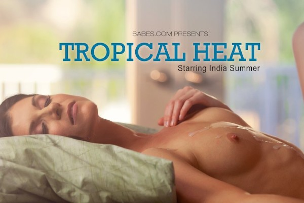 Tropical Heat - India Summer, Ryan Driller - Babes