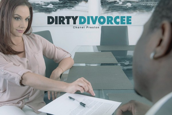 Dirty Divorcee - Chanel Preston, Rob Piper - Babes