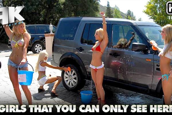 Coochie Car Wash Nikki Porn Video - Reality Kings