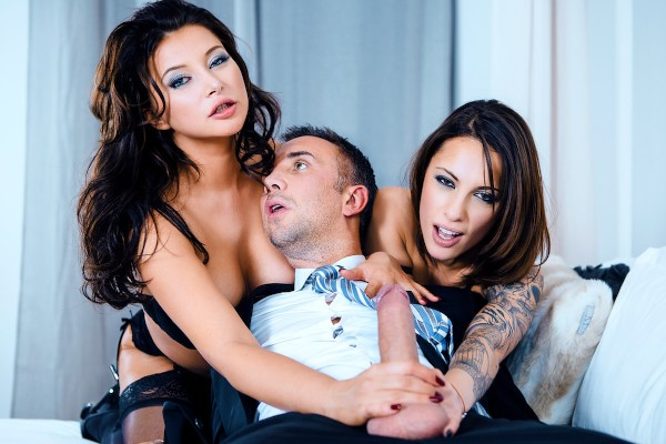 The Pleasure Provider - Episode 4 - Nikita Bellucci, Keiran Lee, Anna Polina