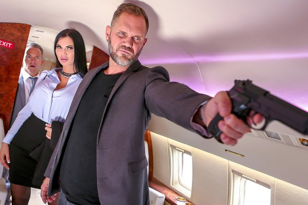 Fly Girls: Final Payload Scene 1 - Jasmine Jae, Nacho Vidal