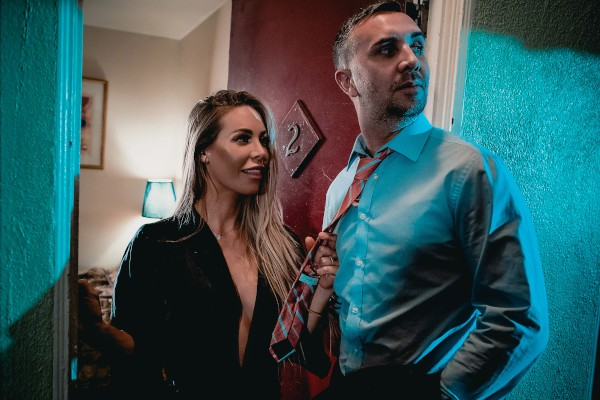 Night Of Reckoning Part 1 - Nicole Aniston, Keiran Lee