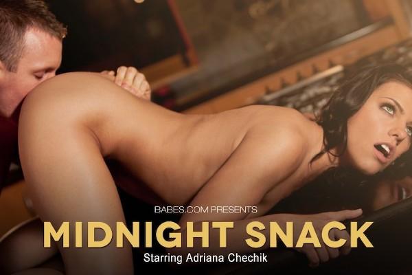 Midnight Snack - Adriana Chechik, Tj - Babes