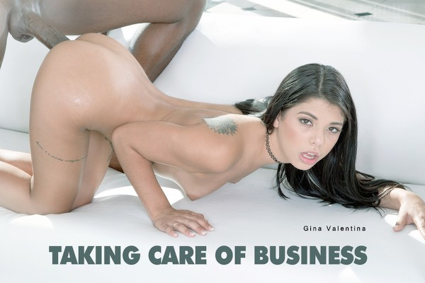 Taking Care Of Business - Gina Valentina, Flash Brown - Babes