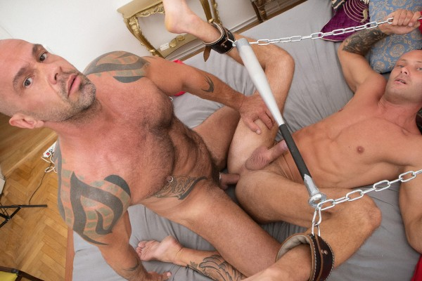 Watch Marty, Bruno Turbo in Ass Chained