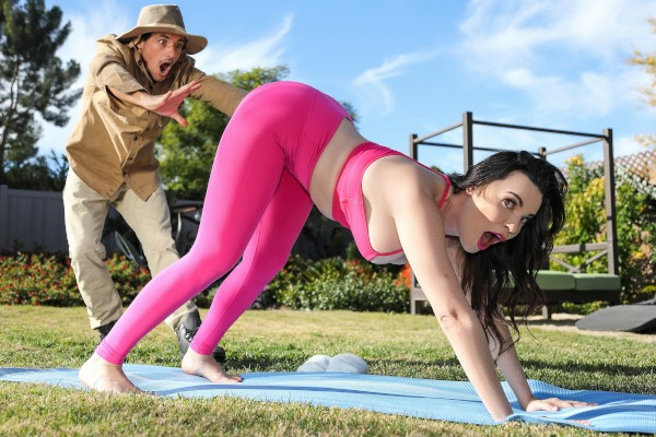 The Great Milf Hunt feat. Tyler Nixon - LilHumpers Scene