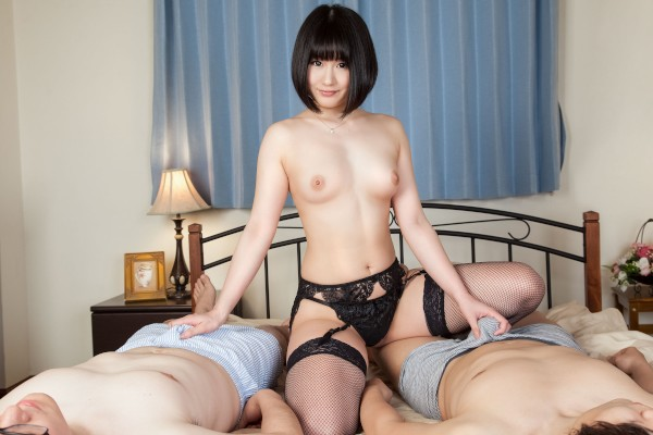 Erito porn - Mari Makes Virgins' Dreams Cum True