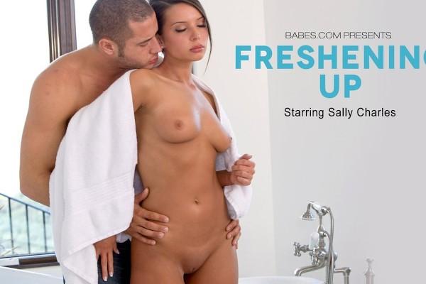 Freshening Up - Danny Mountain, Sally Charles - Babes