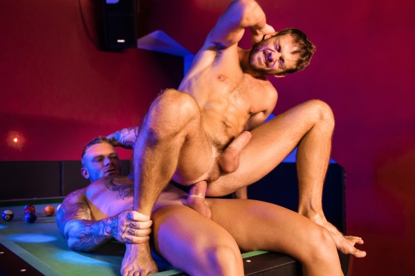 Dirty Deeds Part 1 - feat Max Adonis, Billy Essex
