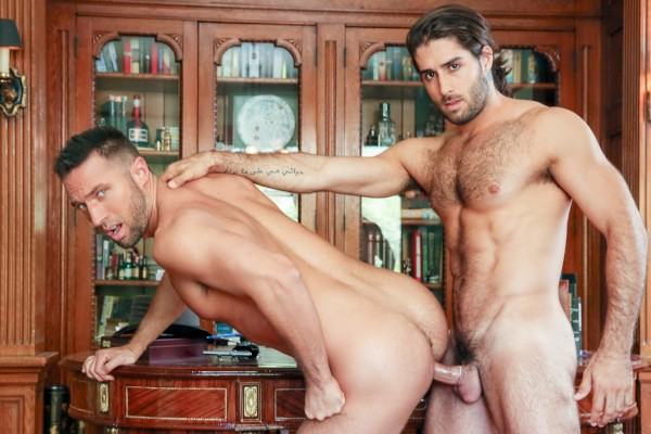 The Rental House Part 2 - feat Diego Sans, Colby Tucker
