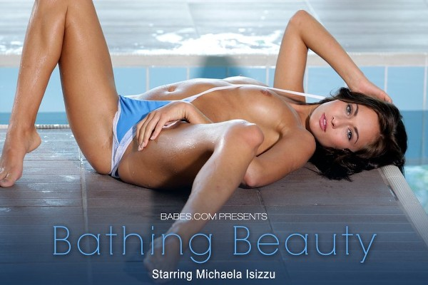 Bathing Beauty - Michaela Isizzu - Babes