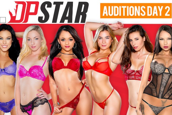 DP Star 3 Audition Episode 2 - Holly Hendrix, Megan Rain, Zoe Parker, Casey Calvert, Blair Williams, Raven Bay