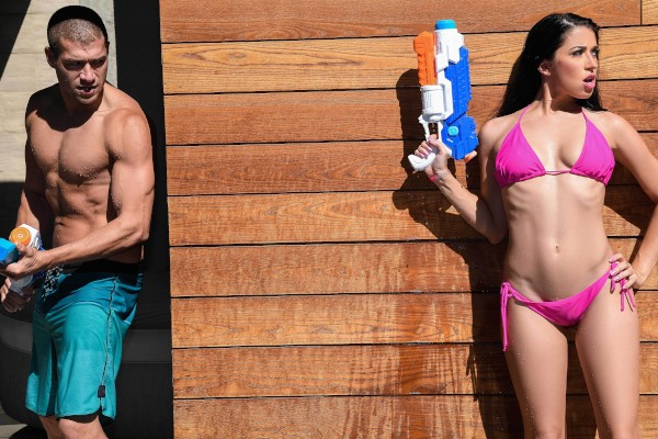 Squirt Gun Fun Xander Corvus Porn Video - Reality Kings