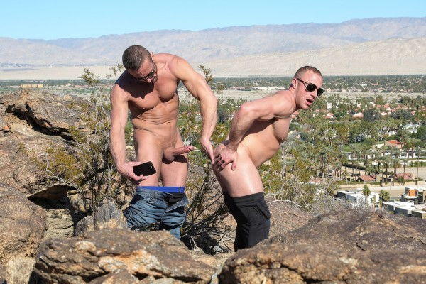 Dudes In Public 2 – Hike - Jacob Durham, Myles Landon