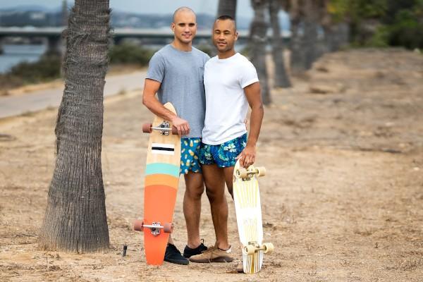 Frankie & Chris: Bareback - Best Gay Sex