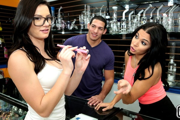Pass The Pussy with Kymberlee Anne, Tony Martinez, Dylan Daniels at moneytalks.com
