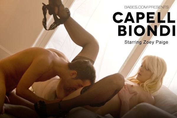 Capelli Biondi - Kris Slater, Zoey Paige - Babes