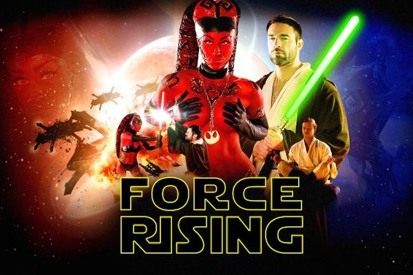 Force Rising - Charles Dera, Kleio Valentien