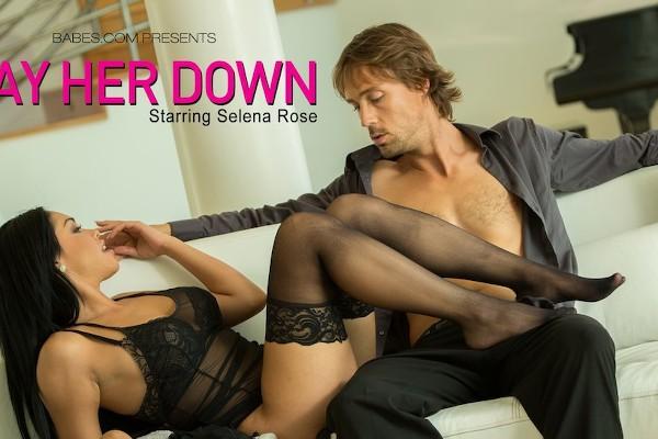 Lay Her Down - Richie Calhoun, Selena Santana - Babes