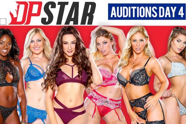 DP Star 3 Audition Episode 4 - Sydney Cole, Britney Amber, Cherie Deville, Cassidy Klein, Ana Foxxx, Summer Day