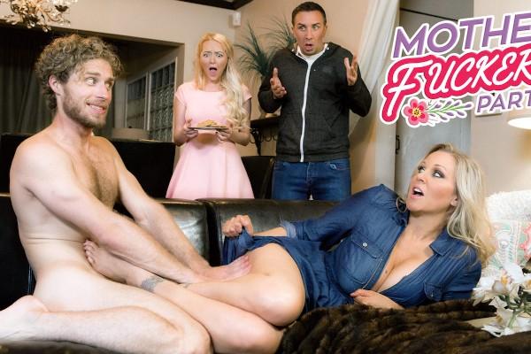 Mother Fuckers Part 2 - Michael Vegas, Julia Ann