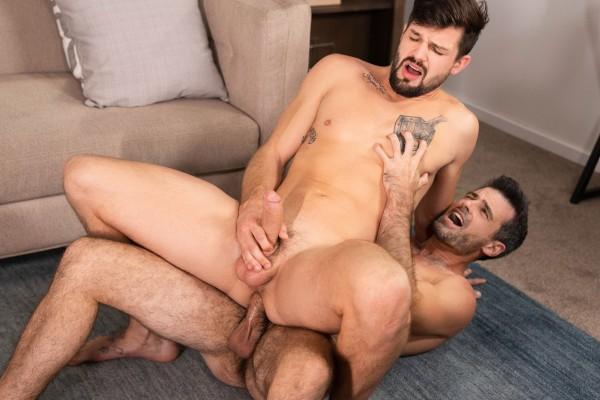 Daniel & Brysen: Bareback - Best Gay Sex