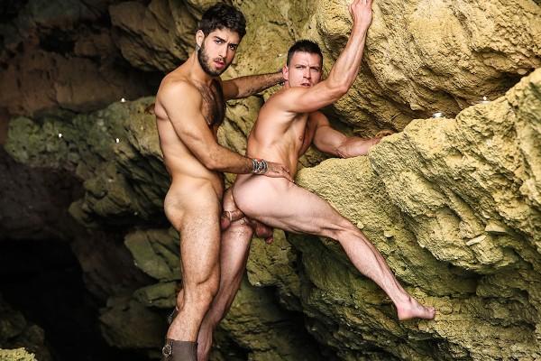 Pirates : A Gay XXX Parody Part 4 - feat Diego Sans, Paddy O'Brian