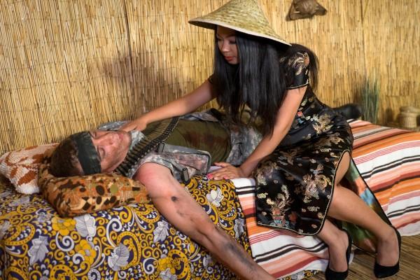 Watch Jureka del mar in Vietnam Love Story