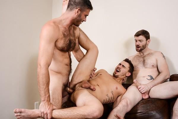 Naughty Boys Part 3 - feat Asher Hawk, Jimmy Fanz, Dennis West
