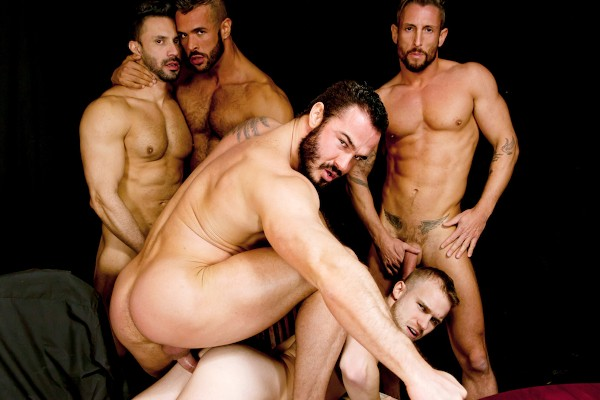 Bottom Buffet - feat Jessy Ares, Nick North, Flex, Malek Tobias, Denis Vega