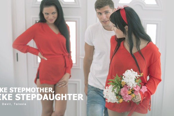 Babes porn - Like Stepmother, Like Stepdaughter