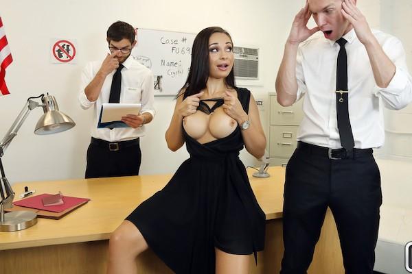 Strip Search Markus Dupree Porn Video - Reality Kings