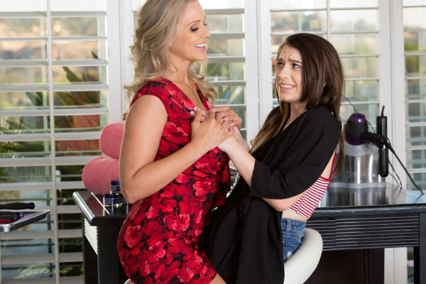 Hairdressers Do It With Style with Julia Ann, Joseline Kelly at captainstabbin.com