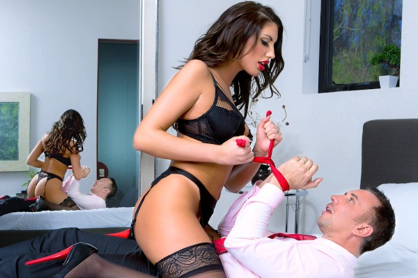 Playing Dress Up - August Ames, Keiran Lee