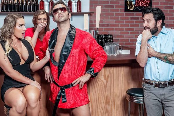 The Gang Makes a Porno: A DP XXX Parody Episode 3 - Cali Carter, Donnie Rock