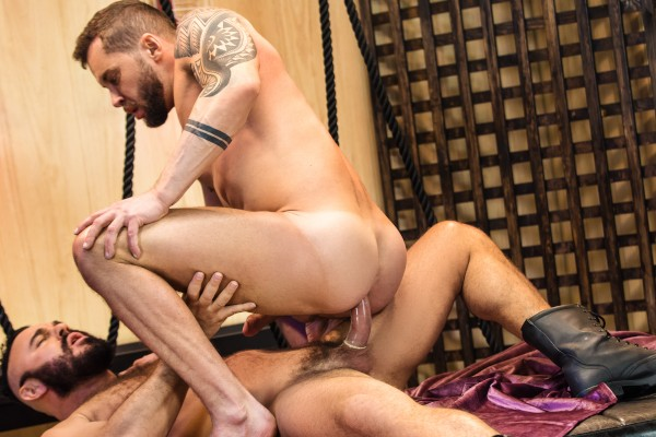 Art Of Domination Part 2 - feat Jessy Ares, Tyler Berg