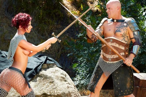 Quest: Scene 1 - Jada Stevens, Derrick Pierce