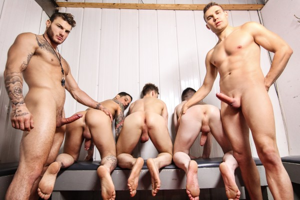 Snap! Part 2 - feat Thyle Knoxx, Pierre Fitch, Ethan Chase, William Seed, Jordan Fox