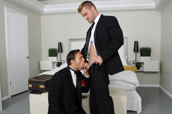 My Bride's Hot Brother - Rocco Reed, Landon Conrad